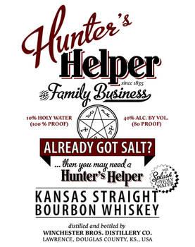 'Hunter's Helper' White Label by i-doru