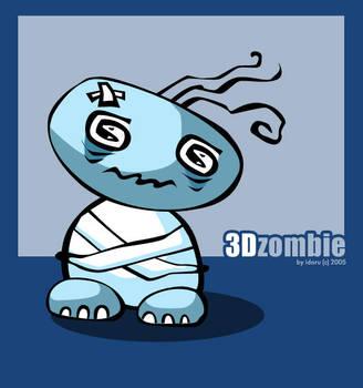 3Dzombie by i-doru