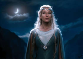 -Galadriel- by SoulRansome