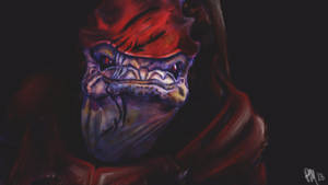 -Urdnot Wrex- by SoulRansome