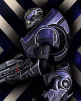 -Garrus- by SoulRansome