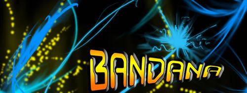 Bandana photoshop logo by BLA777