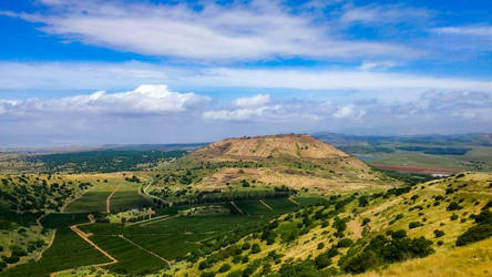 Mt.  Bental by BLA777