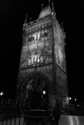 Night in Prague by BLA777