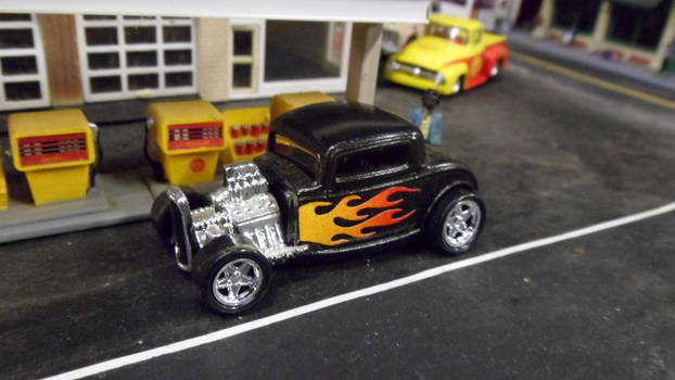 Custom '32 Ford by hankypanky68