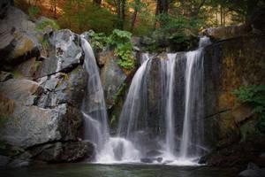 Crystal Creek Falls by FreeSpiritFotography