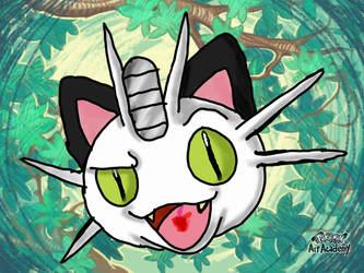 Meowth! That's... Not quite right. by greivous1214