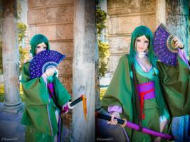 Lady Sakuya - Alfheim Online by KasumiVI