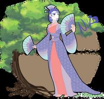 PS App: Niko Okimasu by Taii-of-Kaon