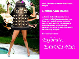 Doctor Who: Exfoliate, Exfoliate by multimaree