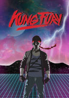 KUNG FURY Poster by stevie52