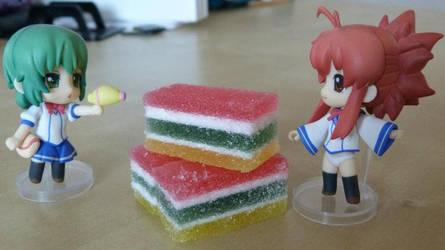 Ichiban jelly time! by keroroslayer