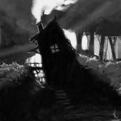 [#88] Shaky shack by Jooood