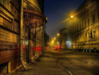 Moscow steampunk by ChaoticMind75