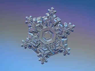 Real snowflake by ChaoticMind75