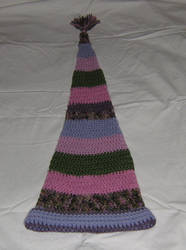 Ida Sripe Gnome Hat by MettaPax