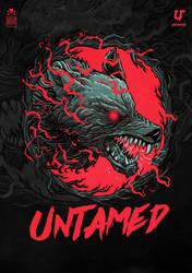 Untamed wolf by motsart