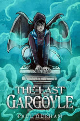 the last gargoyle cover by motsart