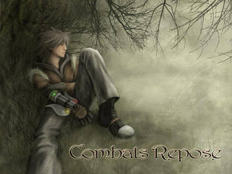 Combats Repose by Tattered-Artemisia