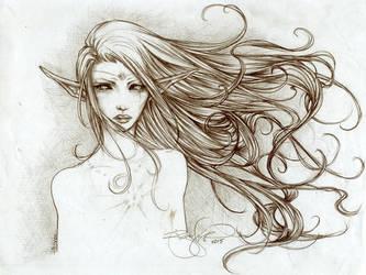 -- elfwall -- by jadedice
