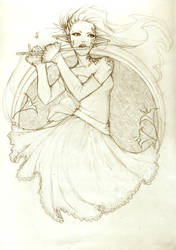 -- lyrical elf -- by jadedice