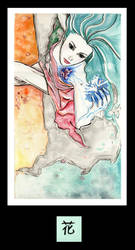 -- flowers -- by jadedice