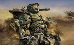 Halo Reach ID 2 by igotgame1075