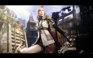 Final Fantasy XIII wp2 by igotgame1075