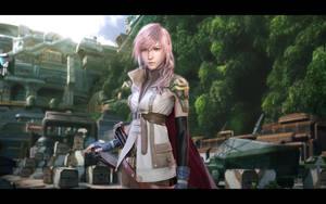 Final Fantasy XIII wp3 by igotgame1075
