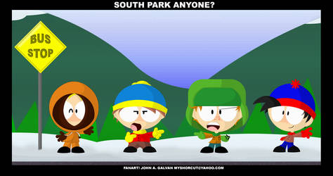 South Park Anyone? by SynDuo