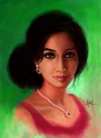 Shreya Ghoshal by Nickster098