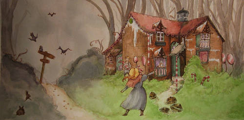 Hansel and Gretel by PhinnyMinny