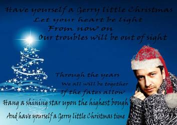 Gerry little Christmas time by lynneboreham
