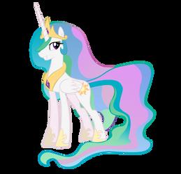 Princess Celestia by Takua770