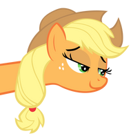 Applejack: Oh Really Now by Takua770