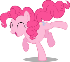 Pinkie Pie: PARTY TIME by Takua770