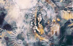 Lana Del Rey -  Blend by AnthonyGimenez