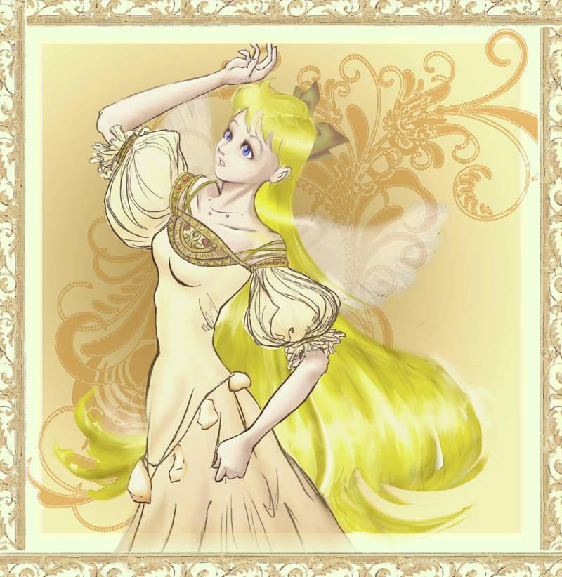 Golden Princess V.1 by vbabe1