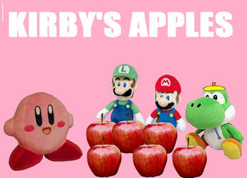 KS Idea: Kirby's Apples by nickthetrex