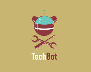 TechBot logo by alxarien