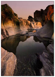 Natural Pond by JoseMelim