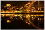 Oporto by Night by JoseMelim