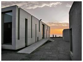 Futuristic Architecture by JoseMelim