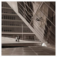 Urban Reflections by JoseMelim