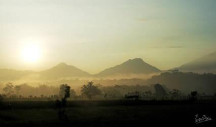 One Morning in Ambarawa by ditya