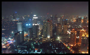 Night Over Jakarta 3 by ditya