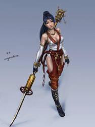 Momiji Ninja Gaiden sigma by ddd111