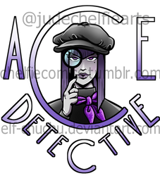 Ace Detective by Elf-chuchu