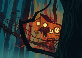Canopy Home by Ungapants