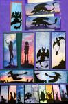 Japan Expo 2015 bookmarks by Mahogany-Fay